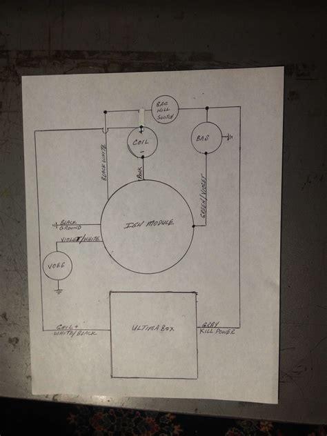 ford edis ignition module wiring diagram duraspark