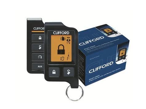 Alarm Motor Lc clifford 3706x responder lc car alarms clifford clifford