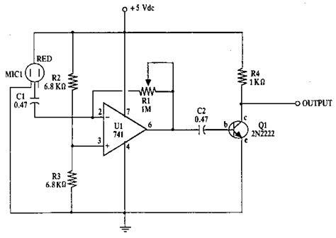 skema transistor c945 microphone circuit page 2 audio circuits next gr