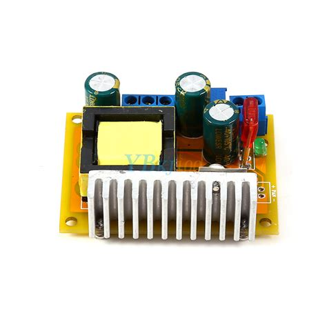 capacitor charger module dc dc boost converter module 8v 32v to 45v 390v high voltage capacitor charging ebay
