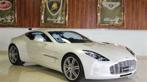 one for sale brand new aston martin one 77 on sale for 2 million