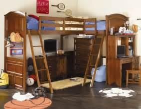 boys loft bed desk ideas boys loft bed