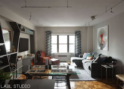 Mens Studio Apartment Ideas Petits Appartements 224 New York City Par Labl Studio
