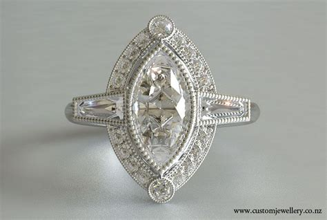 1000 ideas about marquise engagement rings on