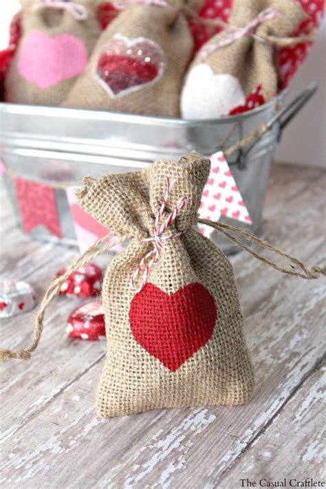 valentines day gift bags s day crafts the idea room