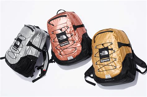 Bagpack Supreme Mote supreme x the ss18 goes heavy metal the drop date