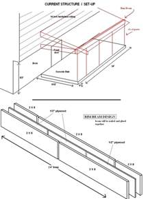 porch roof plans building plans for a patio roof find house plans