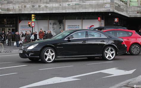 Mercedes Cls55 Amg by Mercedes Cls 55 Amg 16 Januari 2018 Autogespot