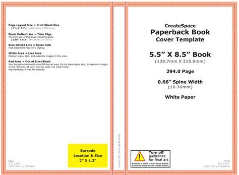 The Self Publishing Advice Hub Diy Book Covers Createspace Cover Template