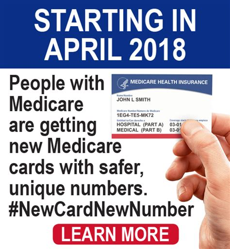 Medicare Card Themed Brochure Templates by New Medicare Cards To Be Mailed Starting In April 2018