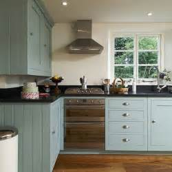 Painting Kitchen Cabinets Blue Update Your Kitchen On A Budget Housetohome Co Uk