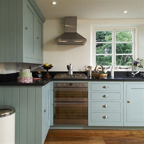 Paint Kitchen Cabinet Doors Update Your Kitchen On A Budget Housetohome Co Uk