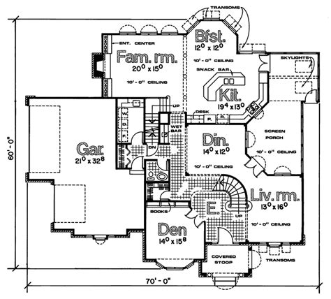 home bunker plans bunker bluff european home plan 026d 0119 house plans