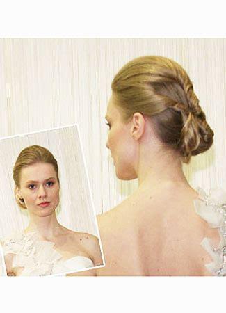 8 inspirasi sanggul modern tanpa tambahan rambut untuk inspirasi gaya rambut model sanggul untuk pengantin 10