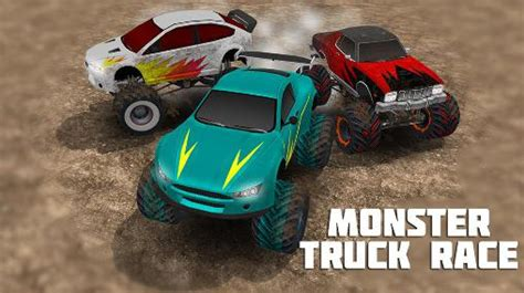 free download monster truck racing games monster truck race for android free download monster
