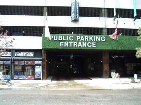park rite at 1431 washington blvd detroit parking