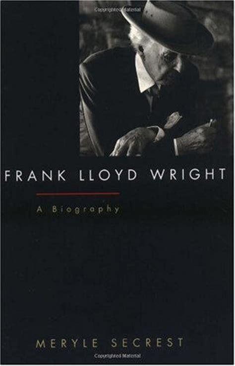 frank lloyd wright biography video rick s reading library