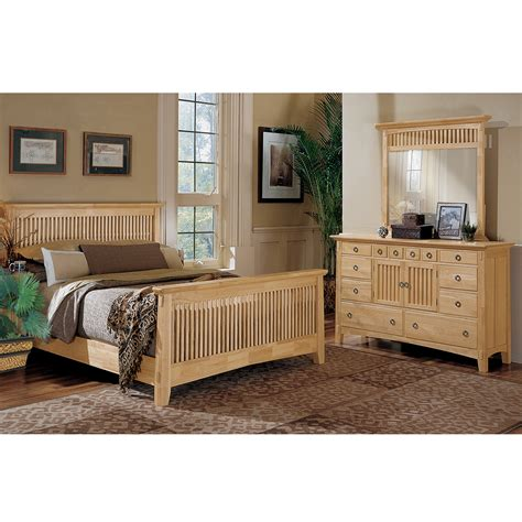 alexander king bed american signature furniture bedroom