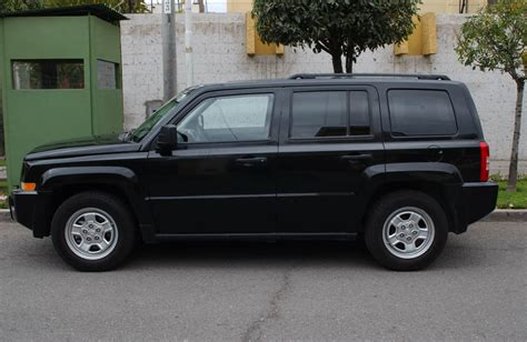 2008 jeep patriot information and photos momentcar