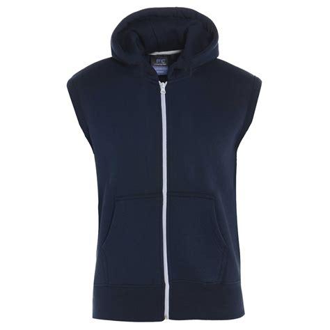 Boogybaby Sleeveless Boy 9 12 boys plain gilet fleece hoodie zipper