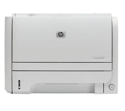 Printer Laserjet P2035 buy hp laserjet p2035 monochrome laser printer free delivery currys