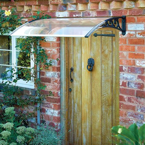easy fit door canopy   door canopy front door
