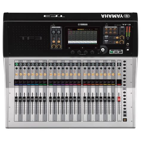 Mixer Yamaha 4 Channel yamaha touchflow tf3 24 channel digital mixer at
