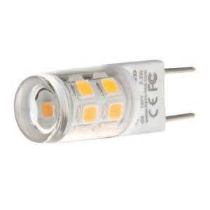 T4 JD G8 LED Bulb, 2.3 Watts, 20W Equivalent, 5 Pack [G8 17S]   $39.95