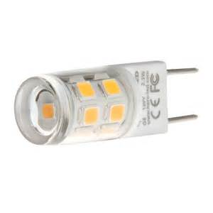 T4 JD G8 LED Bulb, 2.3 Watts, 20W Equivalent, 5 Pack [G8 17S]   $39.95