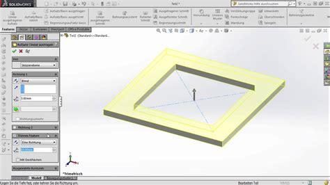 linear pattern solidworks youtube solidworks tutorial linear ausgetragenen aufsatz erzeugen