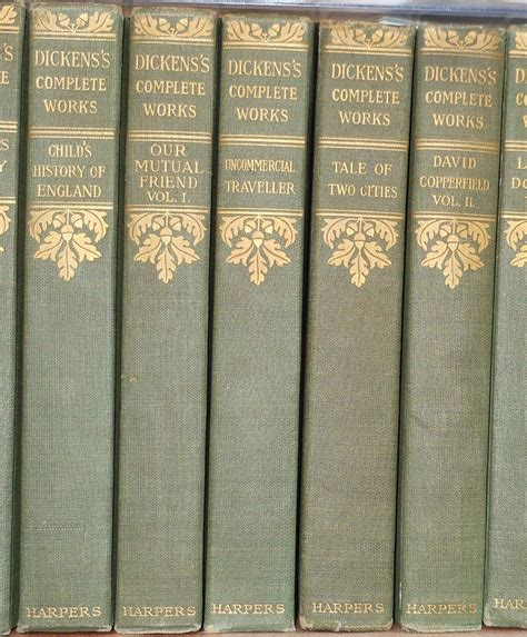 charles dickens complete biography the complete works of charles dickens 30 volumes by