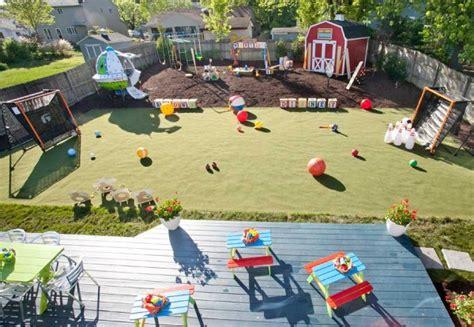 Disney Backyard by Yard Goes Disney An All Sports Twist On