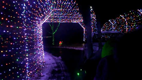 willard bay christmas lights youtube