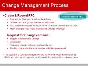 change management process template itil change management process template