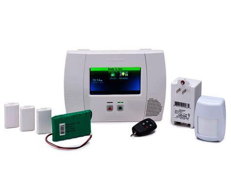 honeywell l5200pk 5811 basic wireless home security kit