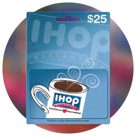 Ihop Gift Card Balance - check ihop gift card balance infocard co