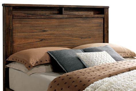 Oak California King Bed Elkton Oak Cal King Platform Storage Bed From Furniture Of America Coleman Furniture