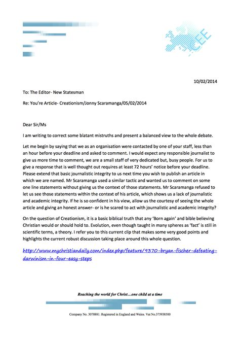 Response Welcome Letter Sle Letter Lack Of Response Sle Business Letter