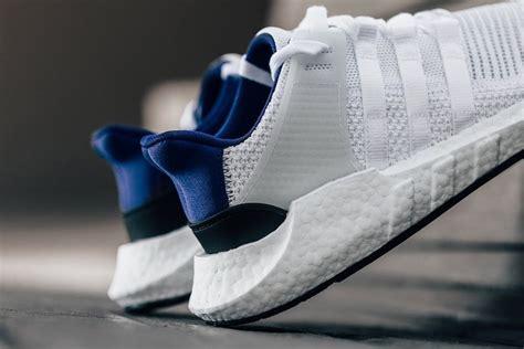 Adidas Originals Eqt Support 93 17 Royal Blue Uk8 Us8 5 Euro42 adidas eqt support 93 17 quot blue white quot in sneakers