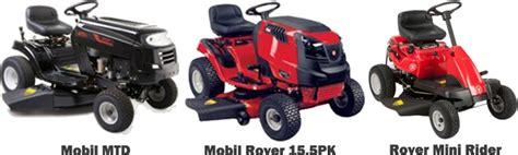 Mesin Potong Rumput Mobil mesin potong rumput spesifikasi dan harga terbaru