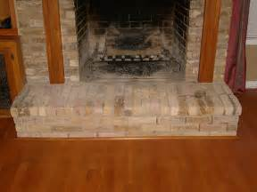 brick fireplace hearth before primo construction flickr