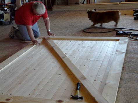 how to make a barn door track how to make barn doors how to make barn doors diy