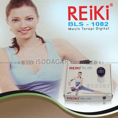 Alat Terapi Digital Reiki Bls 1082 Model Baru 1 reiki bls 1082 mesin terapi digital isodagar