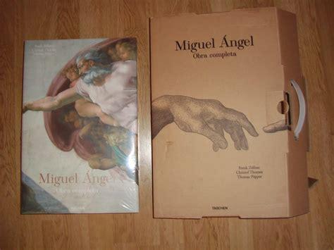 fp miguel angel obra completa miguel angel obra completa taschen el rincon de segunda mano