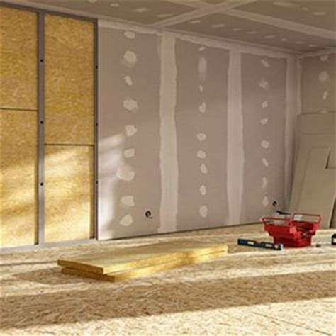 isolation isover knauf ursa isolation thermique mur