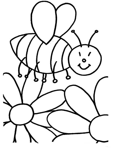 free coloring pages of g flower