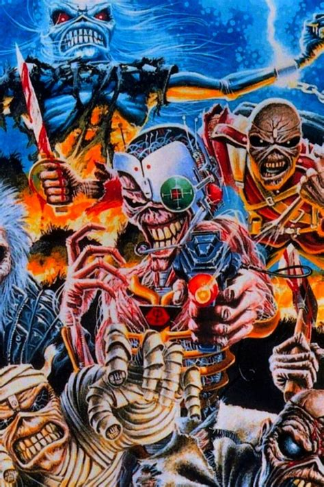 wallpaper iphone 6 iron maiden iron maiden backgrounds group 93