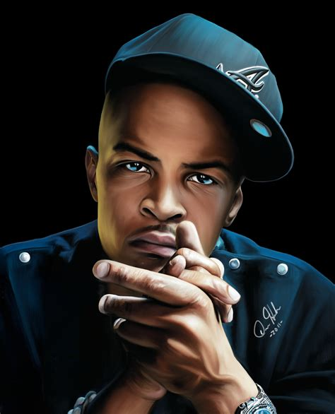 biography hip hop artist hiphop artist actor ti by letmepaintu on deviantart
