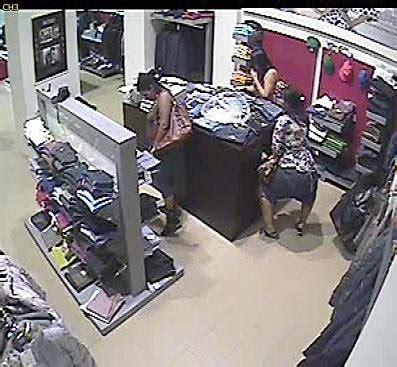 ladari di marca fermata banda di ladri almeno 16 furti in negozi di