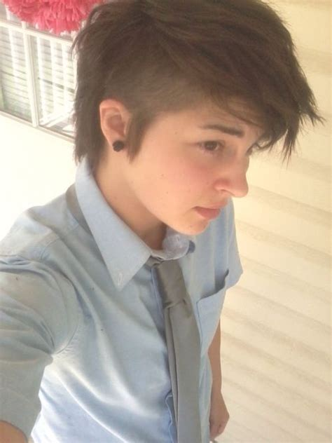 tomboy hairstyles hair style 245 best images about cute dyke attire on pinterest